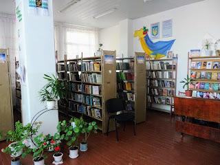 Межевая. Районный дом культуры. Библиотека