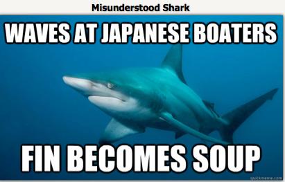 copyranter my new favorite meme misunderstood shark
