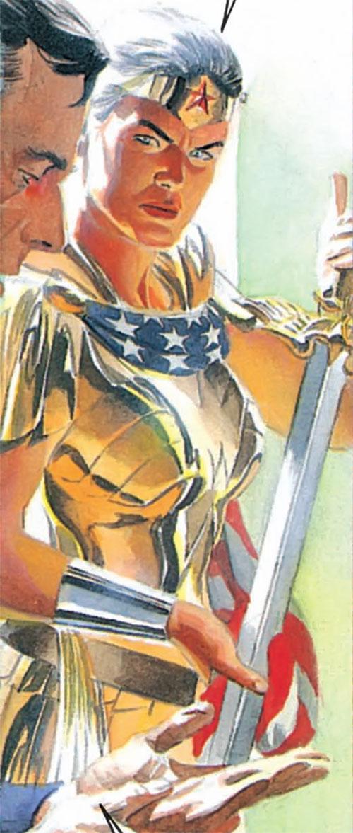 A espada de Diana