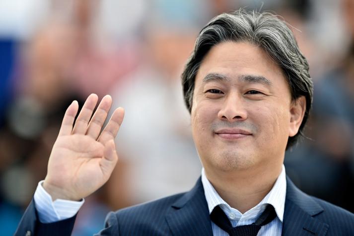 Park Chan-wook en Cannes