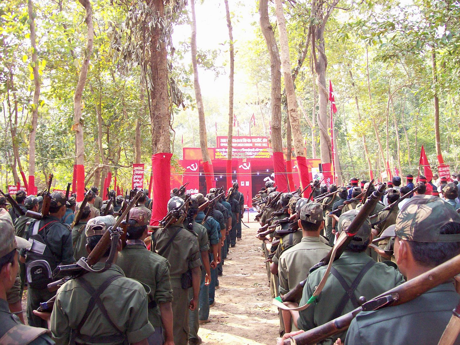 Image result for naxalite