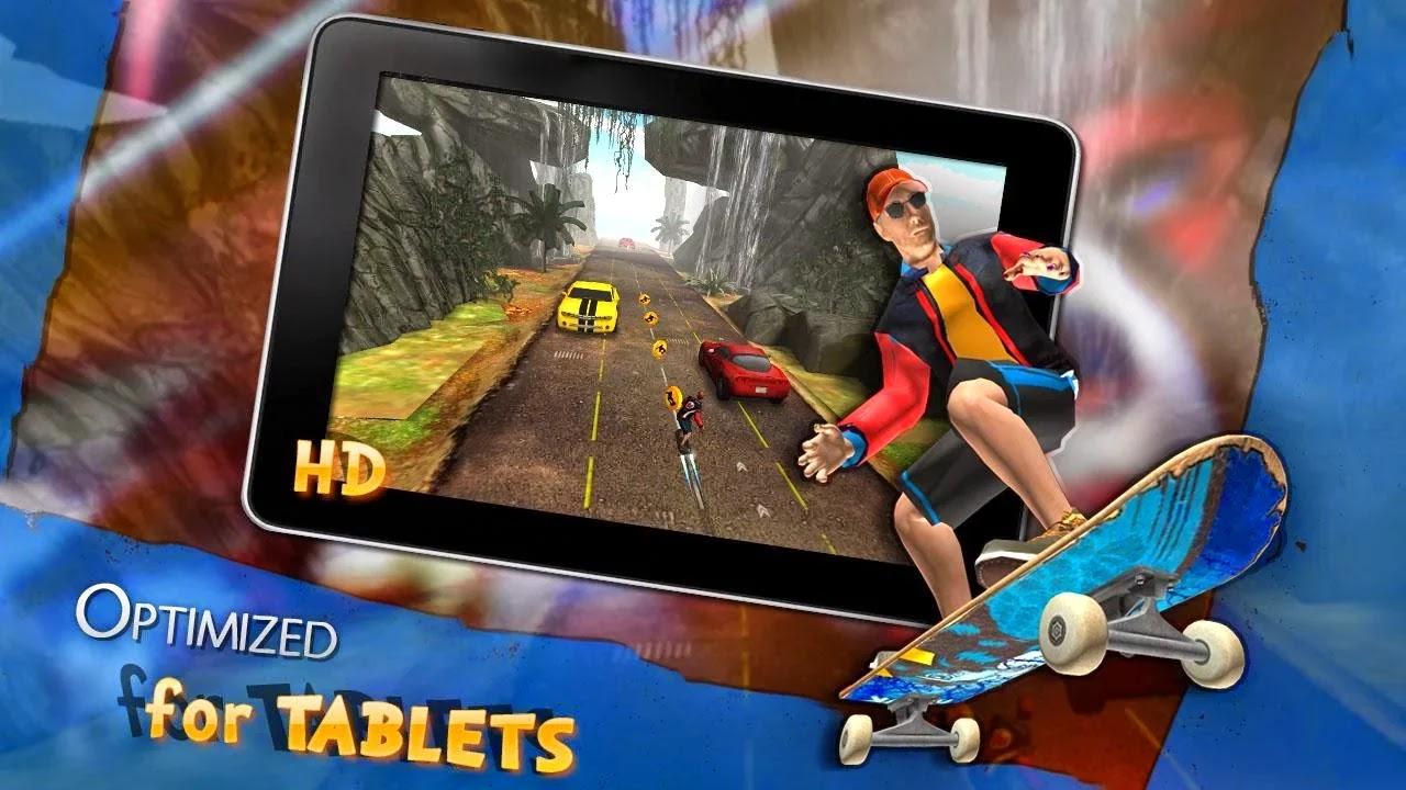 download game extreme skater mod apk