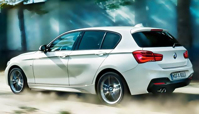 Hasil gambar untuk BMW 1 Series 2017