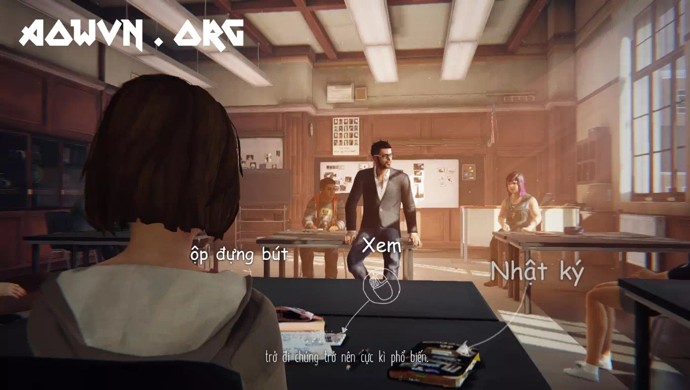 game life is strange viet hoa android aowvn%2B%25281%2529 - [ Cập Nhật ] Game Life is Strange Việt Hóa Full 100% | Android PC - siêu phẩm tuyệt hay