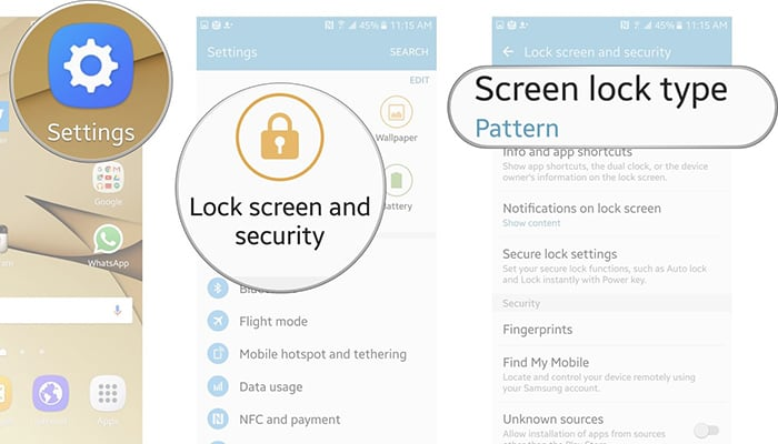 lock-screen-and-security-setting-on-android