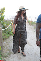 Priyanka Chopra on the beach Day 3 with friends in Miami Exclusive Pics  028.jpg