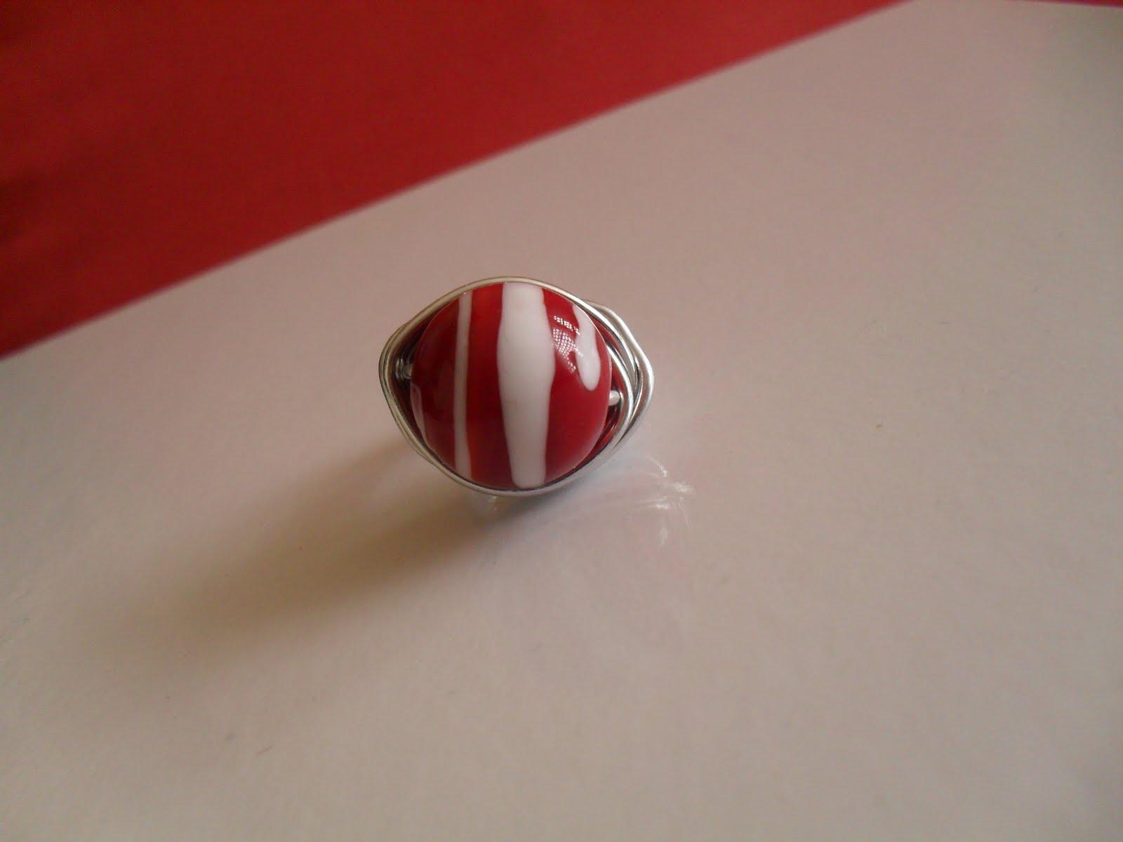 Monikanino anillo cristal de murano - Anillo cristal murano ...