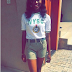 SEE WHAT THIS CORPS MEMBER DID WITH HER NYSC UNIFORM