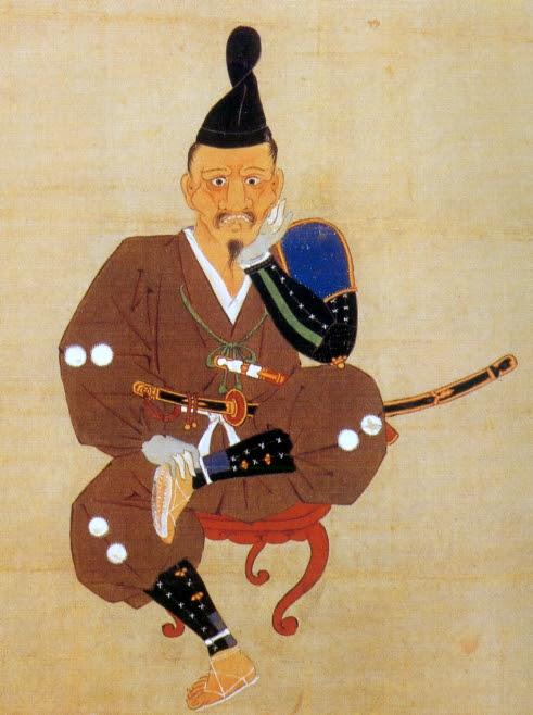 徳川家康の顰像/三方ヶ原戦役画像