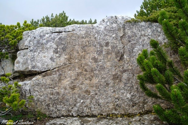 Blockhaus, Tavola dei Briganti