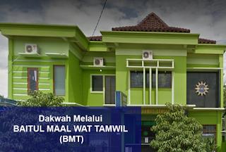 Dakwah Melalui BAITUL MAAL WAT TAMWIL (BMT)