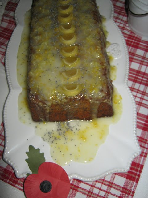 pastel-de-limon, lemon-poppy-seeds-cake