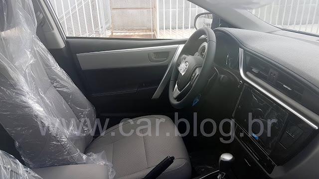 NovoNovo Toyota Corolla XEi 2018 - Interior