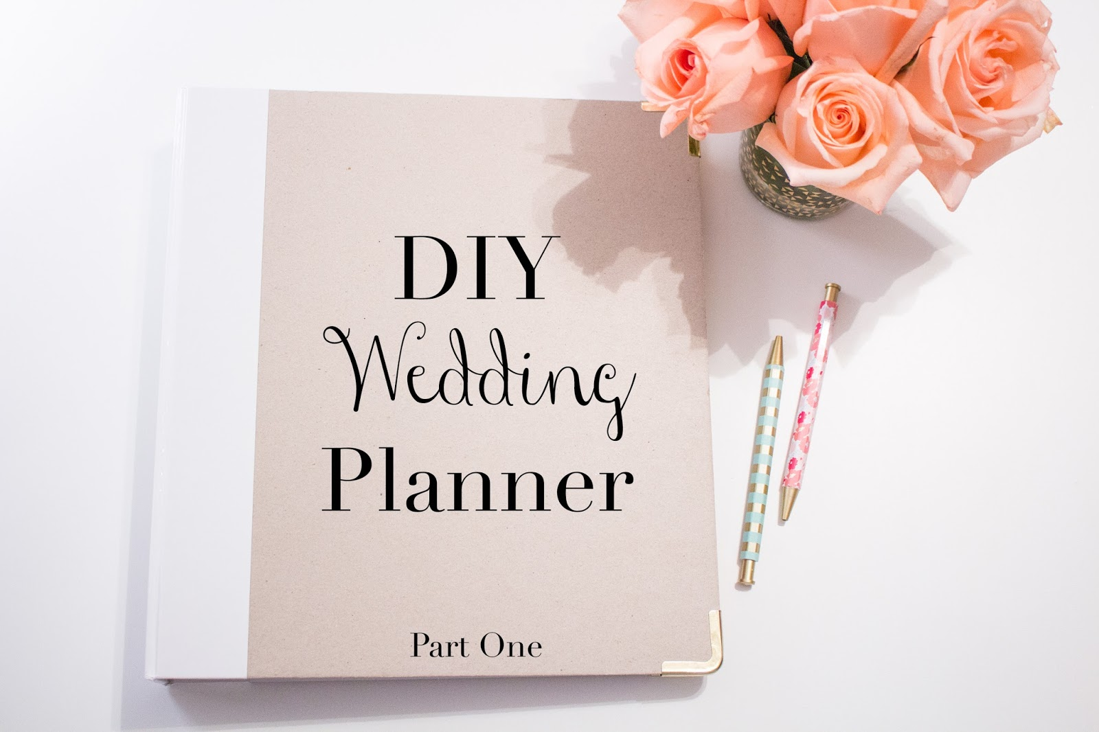 I Got To Thinking Of What Every Good Planner Has And Knew Needed Be In My Wedding 1 Hardcover