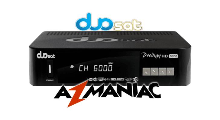 Duosat Prodigy HD