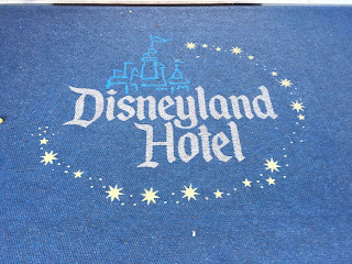Disneyland Hotel Entrance Carpet