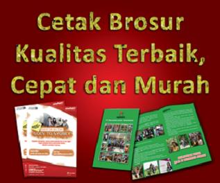 Percetakan Murah dan lengkap di Jakarta