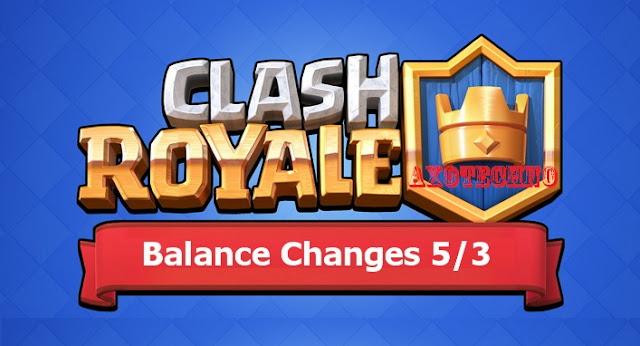New Balance Clash Royale 3 Mei 2016