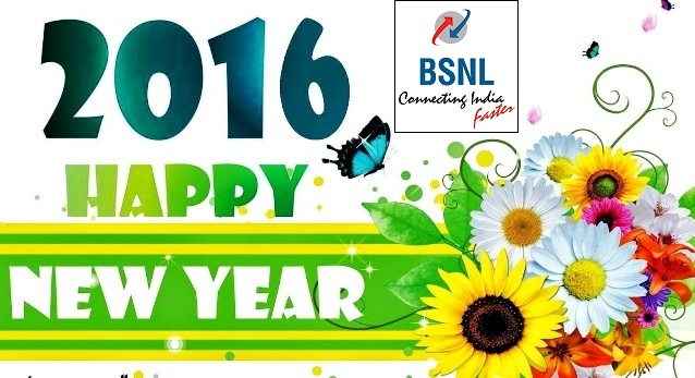'New Year Offers 2016' from BSNL: Get Extra Talk Time, Free Wi-Fi Modem, 100% waiver of installation charges, New SMS STV 21 for Blackout Day and much more