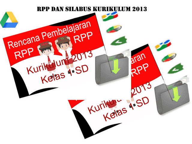 Download RPP dan Silabus lengkap Kurikulum 2013 Semester 1 dan 2