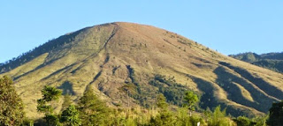 Jalur Pendakian Gunung Guntur Yang Sering Di Lewati