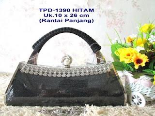 TAS PESTA TPD-1390 HITAM