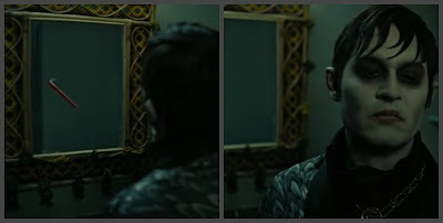 """Мрачные тени""   2012 г.  реж. Тим Бертон"