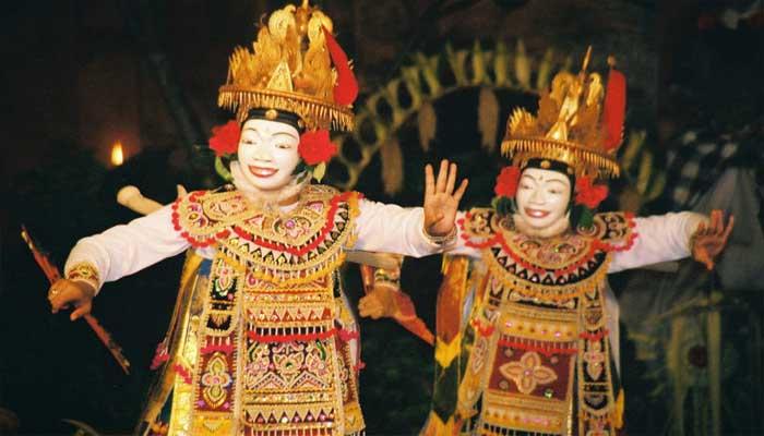 Tari Telek, Tarian Tradisional Dari Bali
