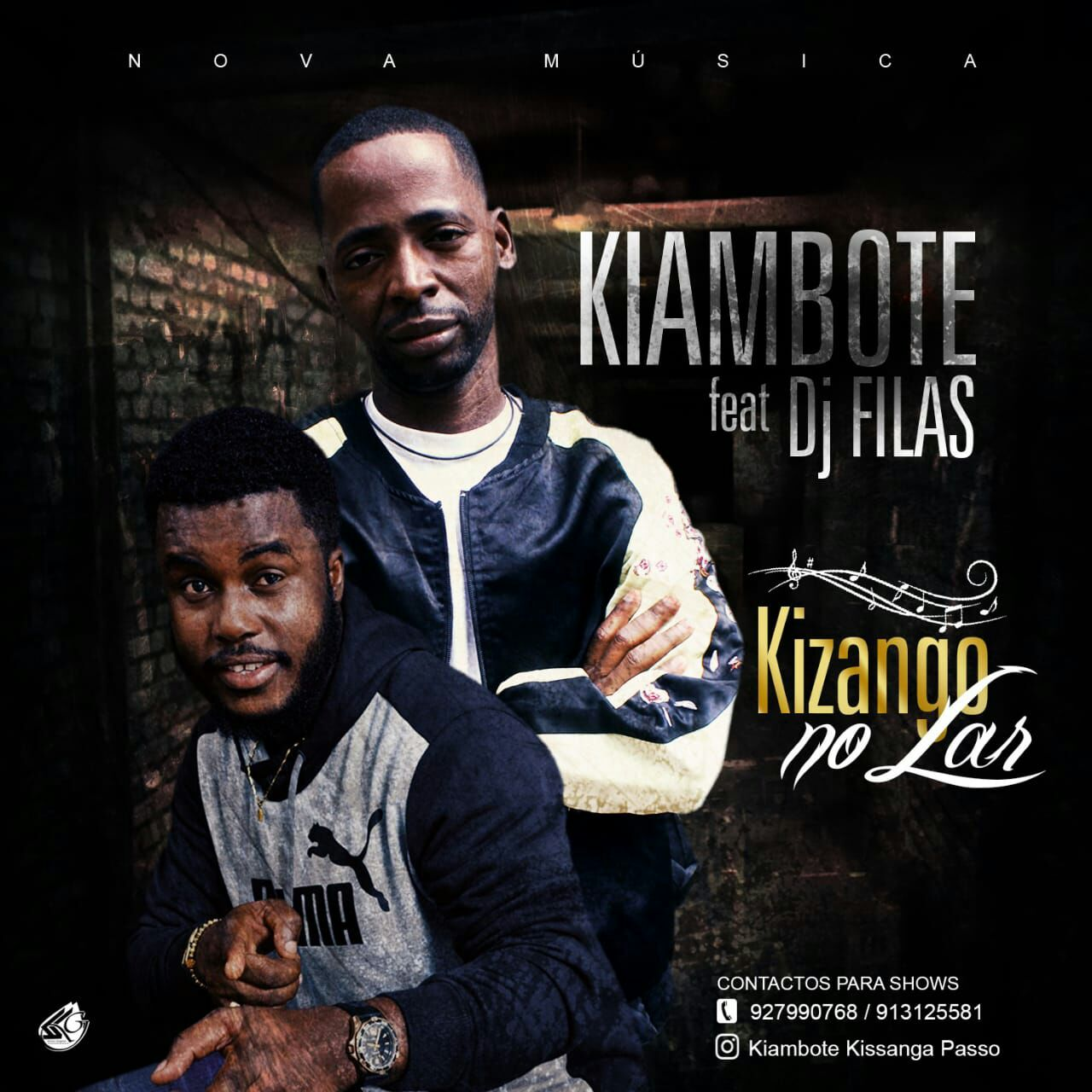 "Kizango No Lar ""Afro Pop"
