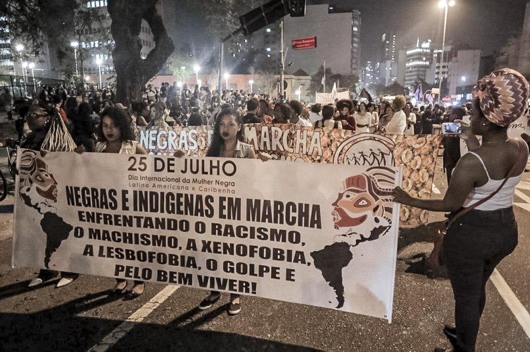 Resultado de imagen para brasil negras e indigenas