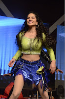 Sunny Leone Dancing on stage At Rogue Movie Audio Music Launch ~  004.JPG
