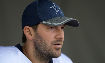 Dallas Cowboys Tony Romo