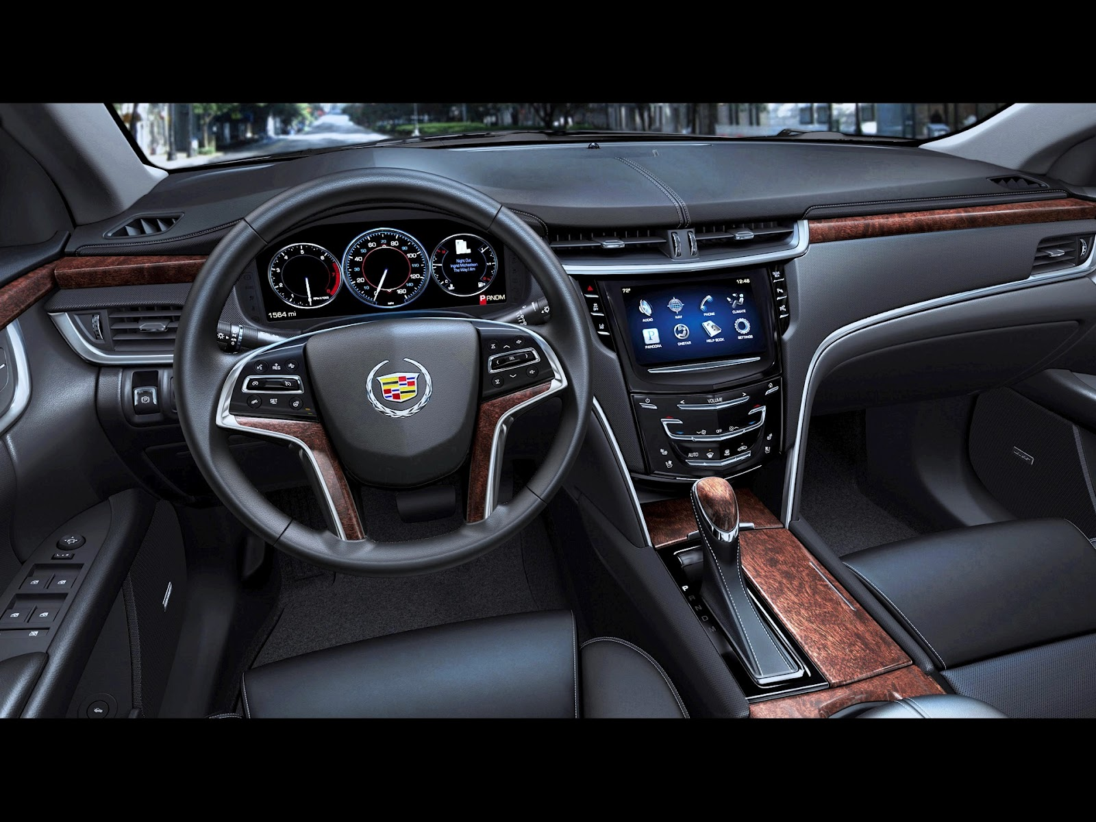 2013 Cadillac Xts Luxury Sedan News Hot Car