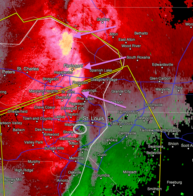 MSE Creative Consulting Blog: TORNADO(S) IN ST  LOUIS