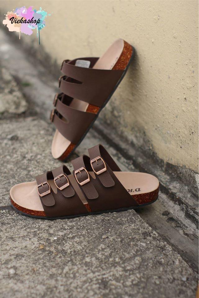 Model Sandal Fiacro pria kekinian