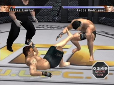 Download UFC Sudden Impact Game For Torrent