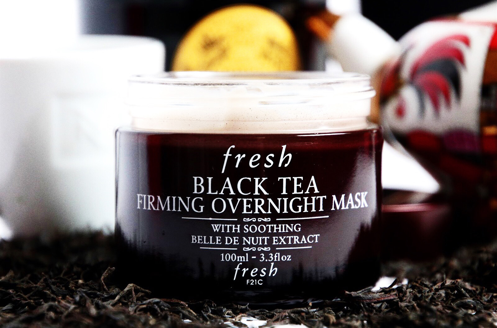 fresh black tea overnight firming mask masque de nuit raffermissant avis test