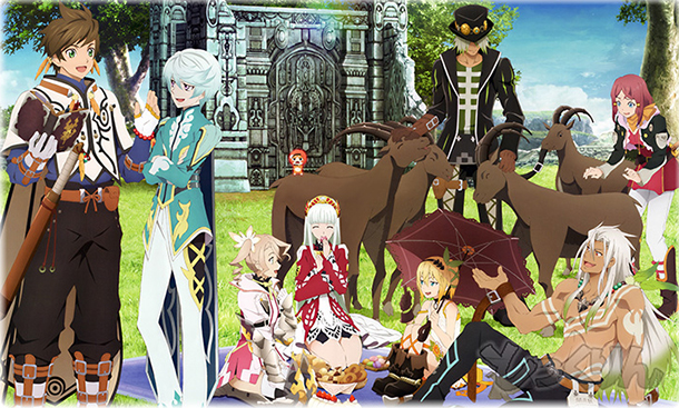 Tales of Zestiria the X Wallpaper