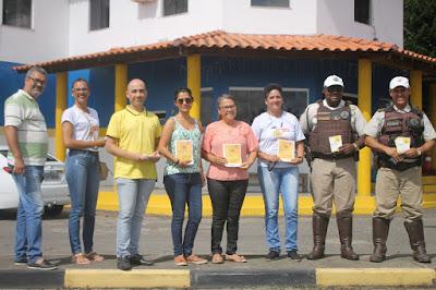SAJ: Secretaria de Assistência Social realiza abordagem educativa contra Exploração de Crianças e Adolescentes