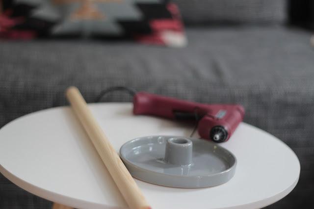 DIY Zewa Rollen Ständer Halterung