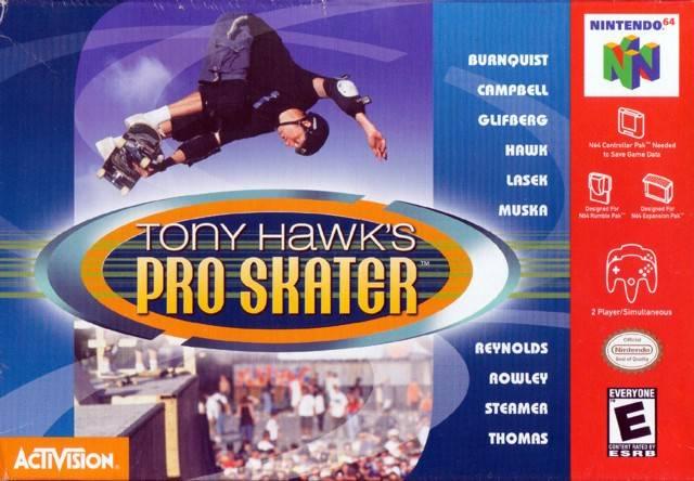 Tony Hawk s Pro Skater