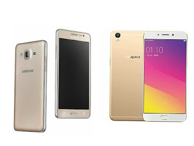 Samsung Galaxy on7 Pro Vs Oppo A37