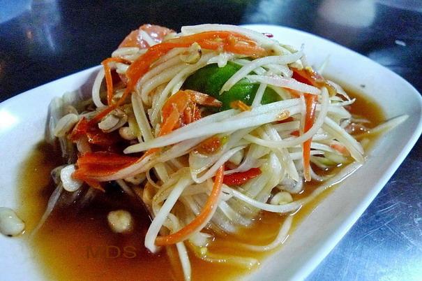 Amazing THAILAND Gourmet: Esarn Derm