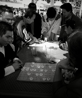 Xiangqi at Inala Civic Centre, 2012  (Brisbane Daily Photo)