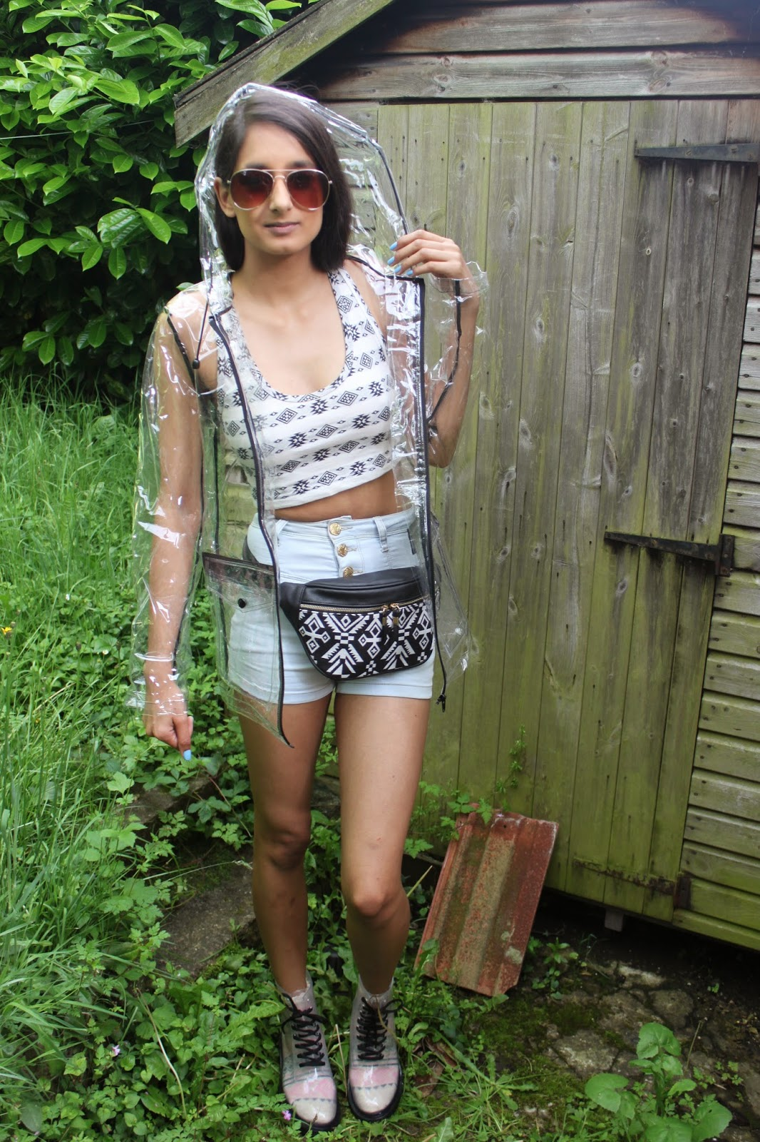 Festival Lookbook / The Bumbag