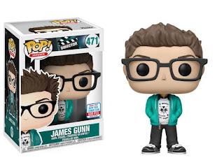 Pop! Movies: James Gunn (500pc LE).