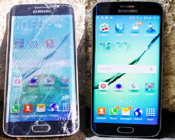 thay mat kinh  Samsung S7 Edge lay ngay