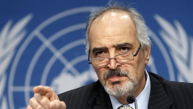 Syria's UN envoy says al-Qaeda-linked terrorists block civilians from leaving east Aleppo