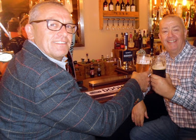 Picture: Opening night at the new Stables Bar in Brigg town centre during 2018 - see Nigel Fisher's Brigg Blog