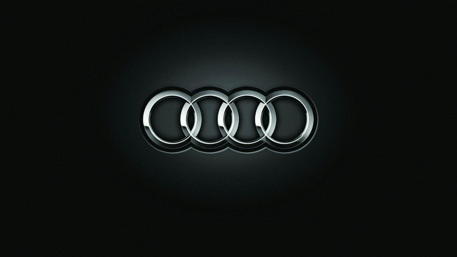 Fondos De Pantalla Coches: Fondo De Pantalla Coche Simbolo Audi